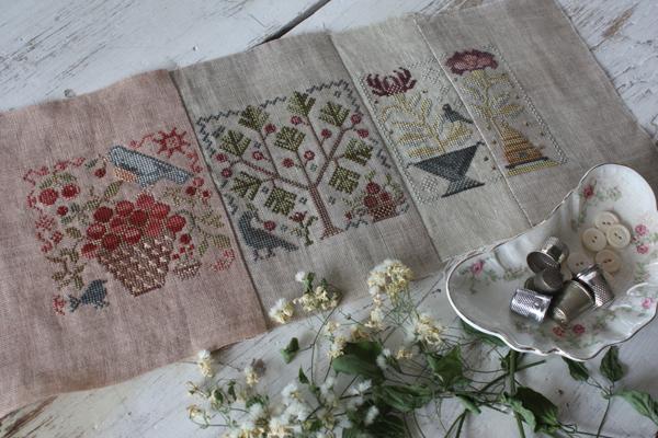 Blackbird Designs Applique Quilt Patterns