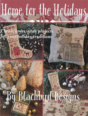 Bringing Good Cheer Christmas Sampler #3 Blackbird Designs Cross Stitch Pattern