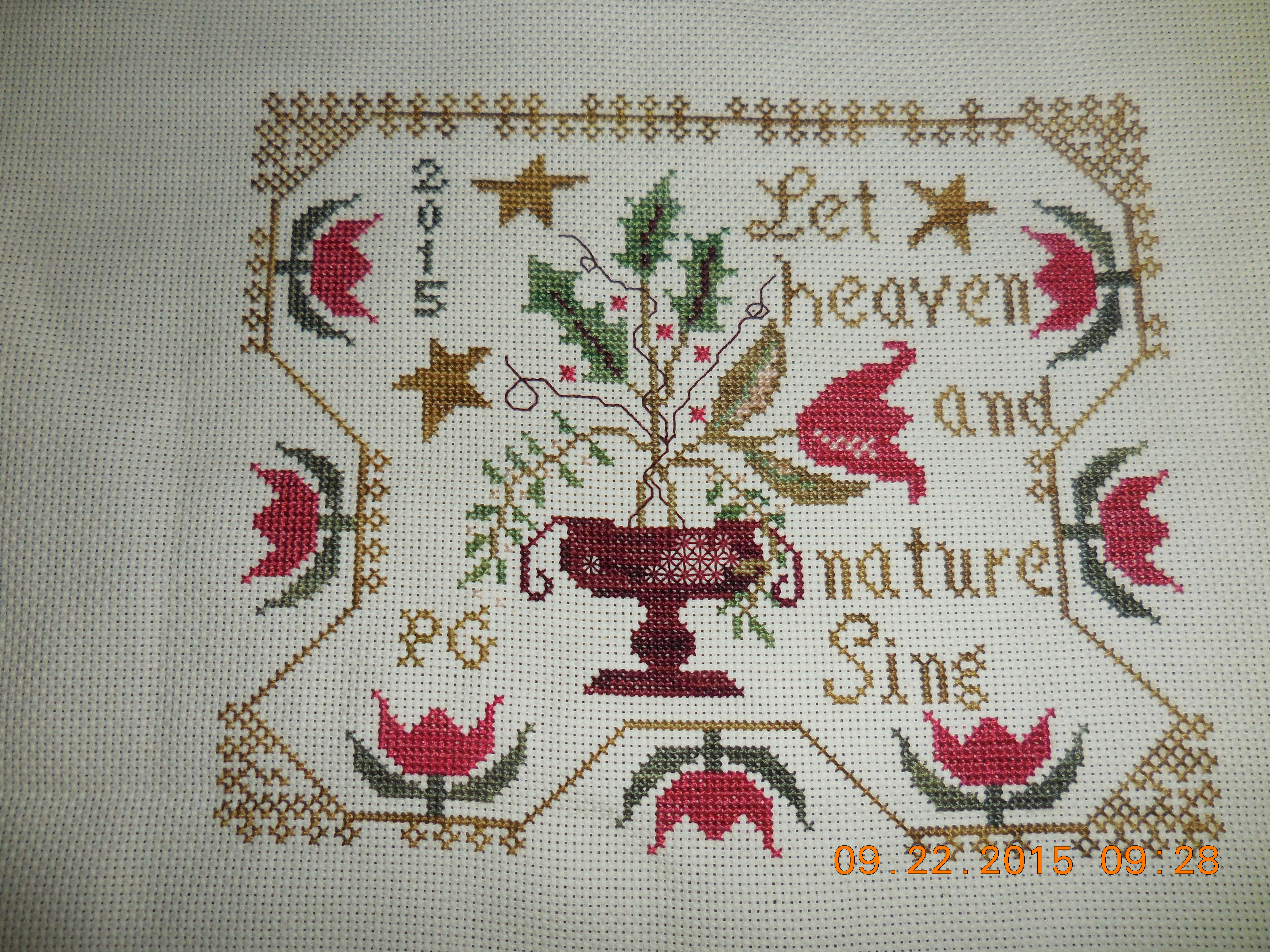 with needle and thread by blackbird designs