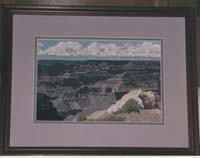 South Rim of Grand Canyon National Park from the National Park Collection series.