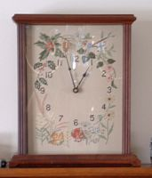 Picture of a Time for All Seasons Sudberry Clock.